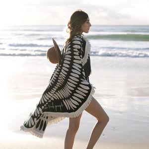 The Beach People - Tulum Round Beach Towel